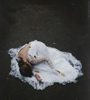 The August weary soul by NataliaDrepina