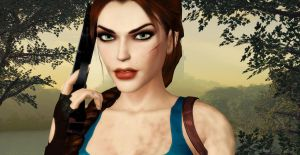 Lara_Croft_Back_To_The_Jungle by ivedada