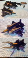 Tokumei Insecticon REPAINT-02 by littleiron