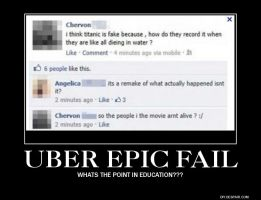 Uber Epic Fail by fredrickburn