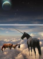 heaven is a place on earth... by aetharity