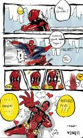 Spideypoo 2/2 by DSirPenguin