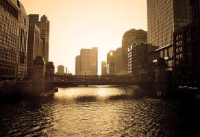 An evening in chicago by nurutheone