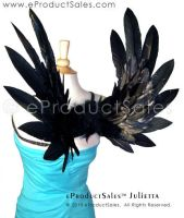 eps Black Julietta Back view by eProductSales