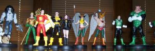 dc superhero collection eaglmoss by nightwing70