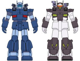 Guncannon variations by ironscythe