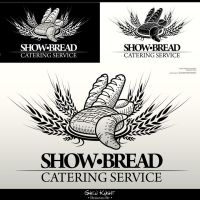 Show Bread Logo 02 by GhenKnight
