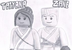 Zane and Tatyana by HarmonyPond