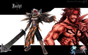 Dissidia Jecht Wallpaper by Shadow-Heartless