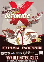 Ultimate X Poster Competition Entry by Cosmic-Onion-Ring