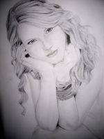 Taylor Swift Drawing by MyTwilight1109