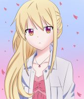 Shiina Mashiro by PotatoPlease