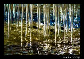 Rainbow Icicles by MkIxI