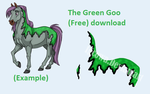 Green Goo by Igcowa