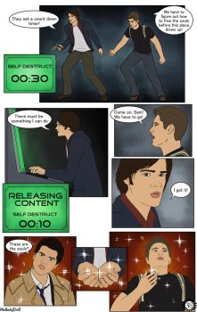 Page 38: SPN Twisted Games by MellodyDoll