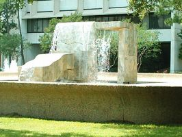 Artistic Fountain by Mooniecat