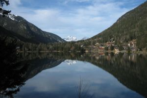 Switzerland, Mirror Lake by elodie50a