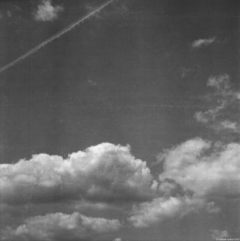 Rollei 15 - Ilford - only clouds by Picture-Bandit