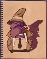 Detective Wallrust by stereoflow