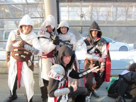 LBM 2013 #2 Assassin's Creed Brotherhood by Drawer88