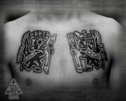 Tattoo Inca by Coconut-CocaCola