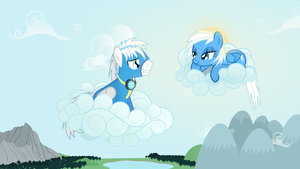 Love Story in Blue by MisterAibo
