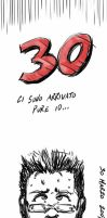 30 years old by Flavio77