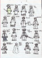 LEGO Hetalia Page 4 by acklaygohome