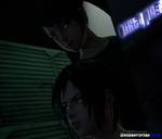 The Dirty Pair by UnidentifiedSFM