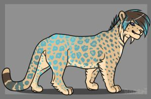 Lion adopt by cyndergirlXP