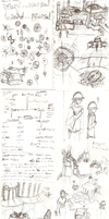 Sketchdump02 by Gregor-Lives