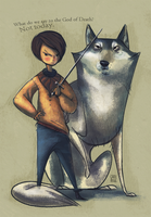 She Wolf by CarolineRaquel