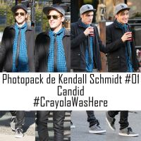 Photopack de Kendall Schmidt #O2 by CrayolaWasHere