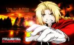 The Gifted Alchemist-Edward Elric by Randazzle100