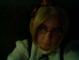 Let's tell Ghost stories-Kagamine Rin by Sabriel-chan