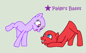 Let's Play! Base by Paige-the-unicorn