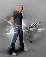 DJ Mouss II by svpermchine