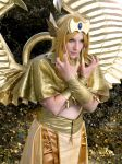 The Winged Dragon of Ra by Xx-lil-xX