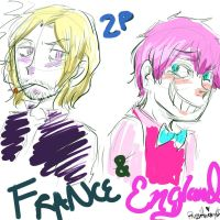 2p france and england by PrussiAwesomeXD