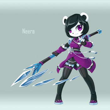 Neera by LordYanYu