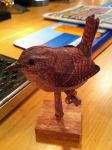 A Wren for The Wren's Nest. by Ohnhai
