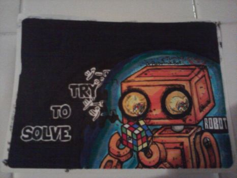 Try Solving by DopingArtificial