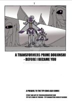 Before I became you- AN TFP:E.A PREQUEL  p.1 by YukiOni