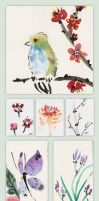 chinese paintings by crislv