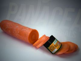 Carrot Willow Grapefruit - Panacea Herbals Promo by toddomassey