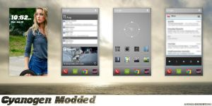Cyanogen Modded by a-designs