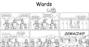 LOL - Wards by IceNinjaX77
