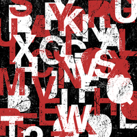 Grunge Helvetica Brushes by joaohenriquems