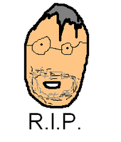 steve jobs RIP by DemCheggs