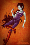 Marceline by Gamibrii